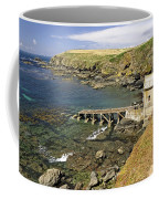 The Old Lizard Lifeboat Station Coffee Mug