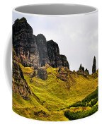 The Old Man Of Storr Coffee Mug