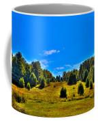 The Old Maple Ridge Ski Area - Old Forge Ny Coffee Mug