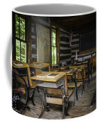 The Old Mikado Bailey School House Coffee Mug