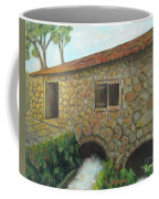 The Old Mill In Dubrovnik Coffee Mug