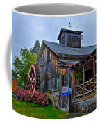 The Old Mill Restaurant - Old Forge New York Coffee Mug by David Patterson