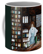 The Old Pharmacy ... Medicine In The Making Coffee Mug