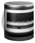 The Old Piano Coffee Mug
