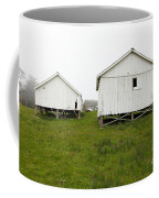 The Old Pierce Point Ranch At Foggy Point Reyes California 5d28140 Coffee Mug