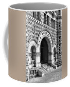 The Old Post Office Pavilion  Coffee Mug by Olivier Le Queinec