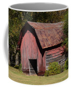 The Old Red Barn Coffee Mug