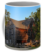 The Old Sawmill Coffee Mug by Olivier Le Queinec