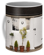 The Old Shed Coffee Mug by Louise Heusinkveld