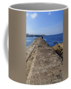 The Old Shipyard Pier Coffee Mug