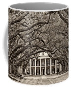 The Old South Sepia Coffee Mug by Steve Harrington