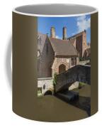 The Old Stone Bridge In Bruges Coffee Mug
