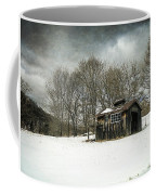 The Old Sugar Shack Coffee Mug by Edward Fielding
