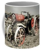 The Old Titan  Coffee Mug