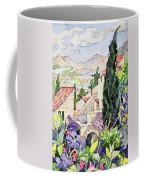The Old Town Vaison Coffee Mug