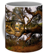The Old Tree At The Ashley River In Charleston Coffee Mug by Susanne Van Hulst