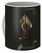 The Old Violin Coffee Mug