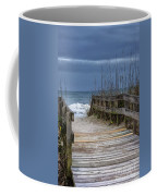 The Old Walkway Coffee Mug