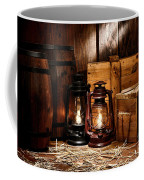 The Old Warehouse Coffee Mug by Olivier Le Queinec
