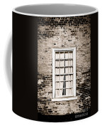 The Old Window Coffee Mug by Olivier Le Queinec