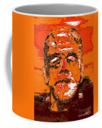 The Orange Monster Coffee Mug