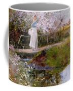 The Orchard Brook  Coffee Mug