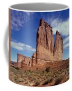 The Organ, Arches National Park, Utah Coffee Mug