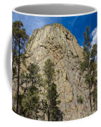 The Other Side Of Devils Tower Coffee Mug