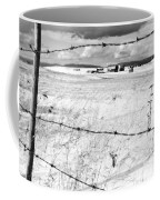 The Other Side Of The Fence Coffee Mug
