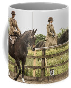 The Other Side Of The Saddle Coffee Mug
