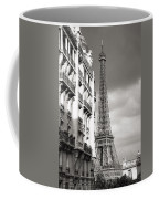 The Other View Of The Eiffel Tower Coffee Mug