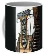 The Otis Hotel Coffee Mug