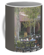 The Outdoor Cafe Coffee Mug