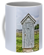 The Outhouse - 2 Coffee Mug