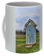 The Outhouse - 4 Coffee Mug