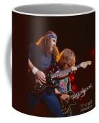 The Outlaws - Hughie Thomasson And Billy Jones Coffee Mug