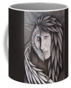 The Owl In Me Coffee Mug