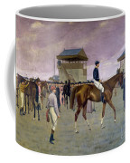 The Owner S Enclosure Newmarket Coffee Mug by Isaac Cullen