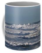 The Pacific Ocean Near Oceanside Ca Coffee Mug