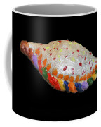 The Painted Calzone Coffee Mug