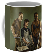 The Painting Coffee Mug