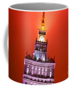 The Palace Of Culture And Science Warsaw Poland  Coffee Mug