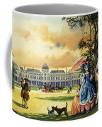 The Palace Of The Tuileries Coffee Mug by Andrew Howat