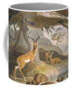 The Pallah, 1804-05 Coffee Mug