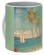 The Palms Coffee Mug