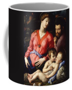 The Panciatichi Holy Family Coffee Mug