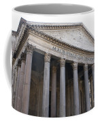 The Pantheon Rome Coffee Mug