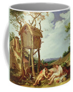 The Parable Of The Wheat And The Tares Coffee Mug