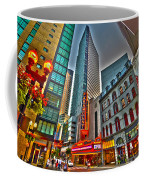The Paramount Center And Opera House In Boston Coffee Mug