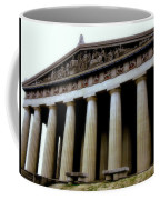 The Parthenon Nashville Tn Coffee Mug